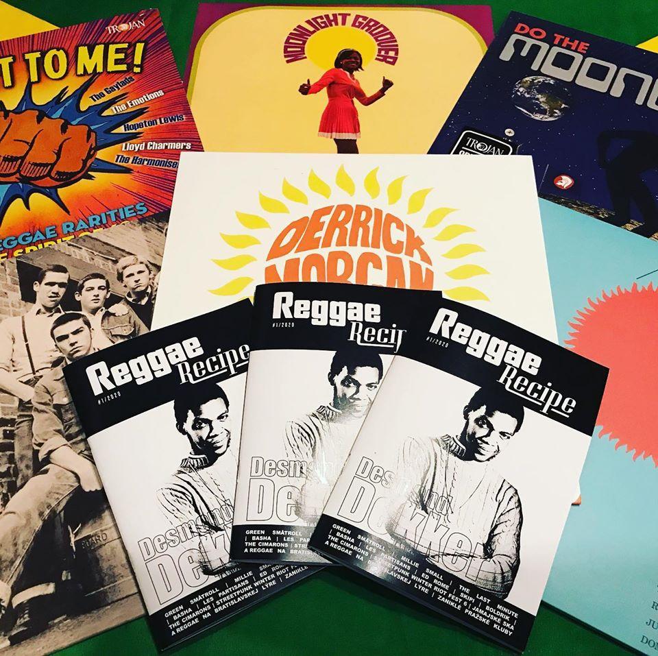 Fanzin Reggae Recipe