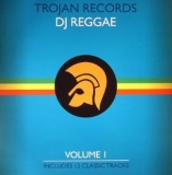 vinyl LP TROJAN RECORDS DJ Reggae Volume 1