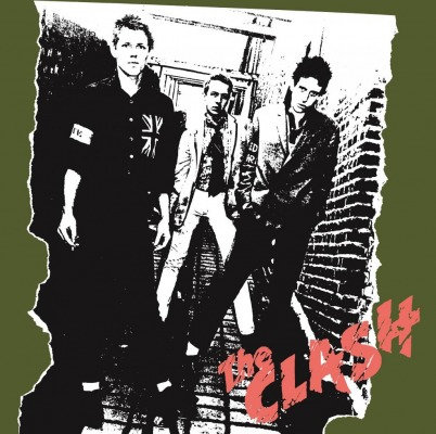 vinyl LP THE CLASH Clash