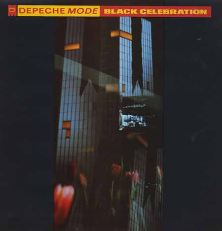 vinyl LP DEPECHE MODE Black Celebration