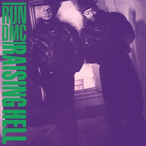 vinyl LP RUN D.M.C Raising Hell