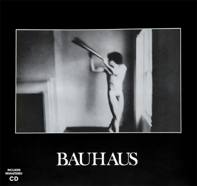 vinyl LP BAUHAUS In The Flat Field
