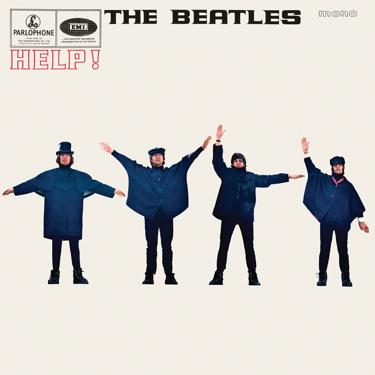 vinyl LP THE BEATLES Help!