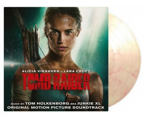 vinyl 2LP Tomb Raider OST