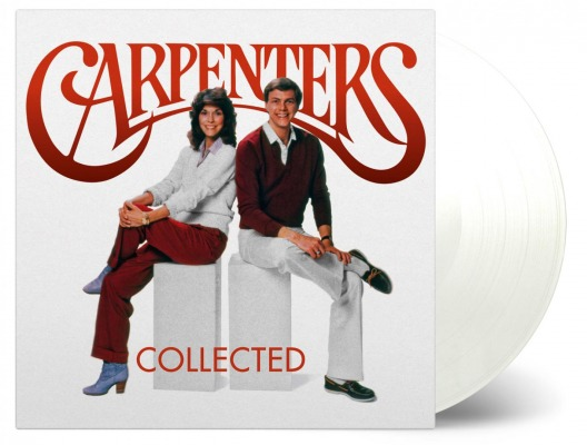 vinyl 2LP CARPENTERS Collected