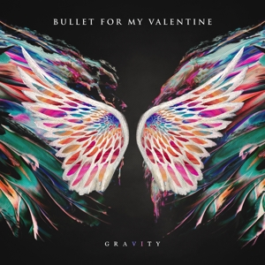 vinyl LP BULLET FOR MY VALENTINE Gravity