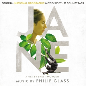 vinyl 2LP JANE (Soundtrack, Philip Glass)