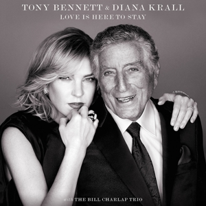 vinyl LP TONY BENNETT & DIANA KRALL Love is Here To Stay