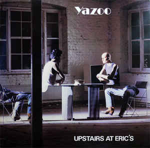 vinyl LP YAZOO Upstairs At Eric´s