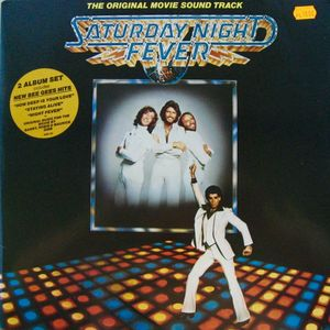 vinyl 2LP Saturday Night Fever (The Original Movie Sound Track)