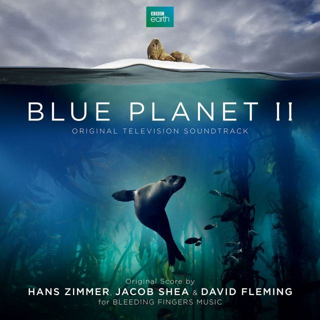 vinyl 2LP BLUE PLANET 2 (soundtrack)