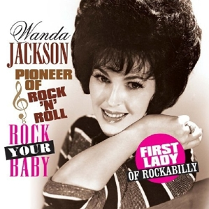 vinyl LP WANDA JACKSON Rock Your Baby