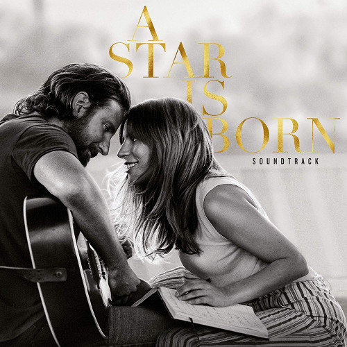 vinyl 2LP A STAR IS BORN (Lady Gaga, Bradley Cooper) Soundtrack