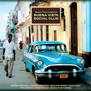 vinyl 2LP BUENA VISTA SOCIAL CLUB (various artists)