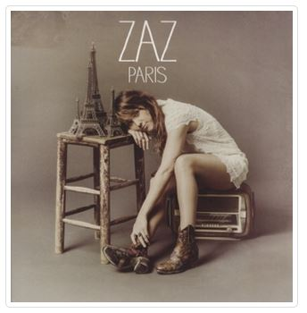 vinyl 2LP ZAZ Paris