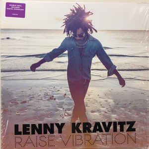 vinyl 2LP LENNY KRAVITZ  Raise Vibration