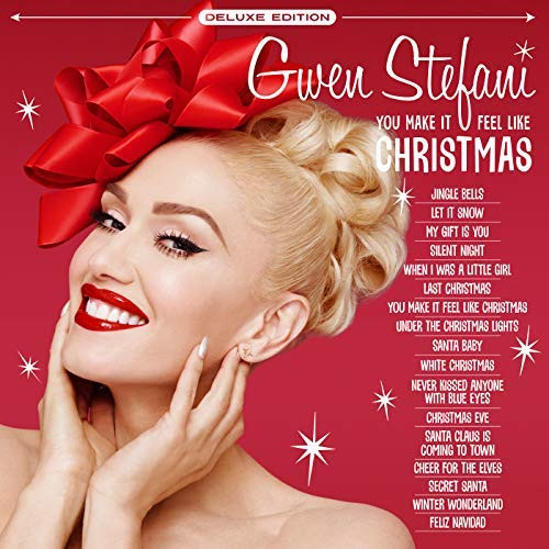 vinyl 2LP GWEN STEFANI You Make It Feel Like Christmas (deluxe vydanie)