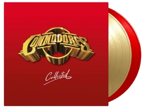 vinyl 2LP COMMODORES Collected