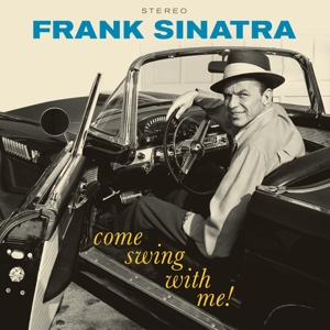 vinyl LP FRANK SINATRA Come Swing With Me