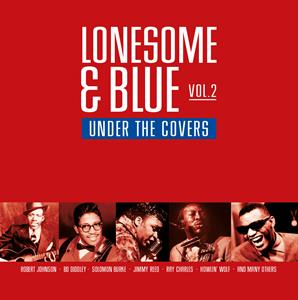 vinyl LP Lonesome & Blue Vol. 2 - Under the Covers