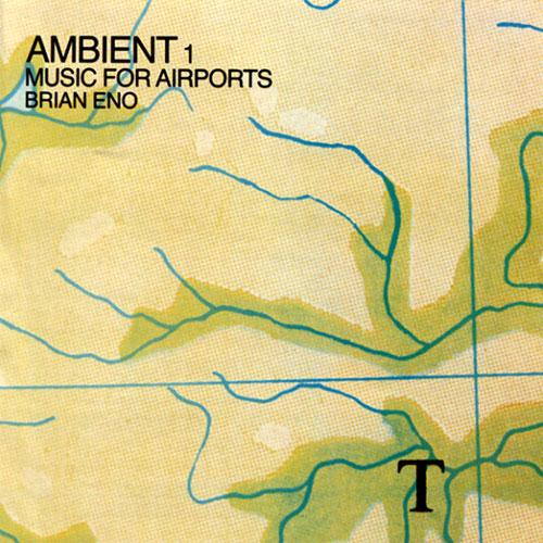 vinyl LP BRIAN ENO Ambient 1 Music For Airports