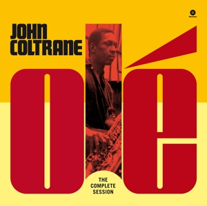 vinyl LP JOHN COLTRANE Ole Coltrane -the Complete Session