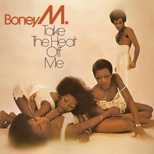 vinyl LP BONEY M Take the Heat Off Me