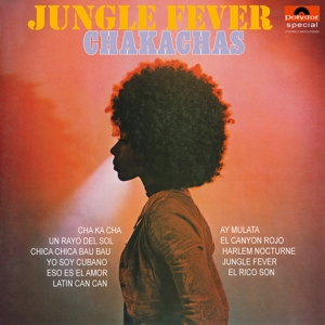 vinyl LP CHAKACHAS Jungle Fever