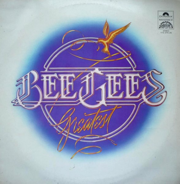 vinyl 2LP BEE GEES Greatest
