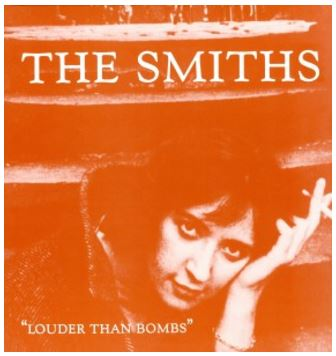 vinyl 2LP THE SMITHS Louder Than Bombs