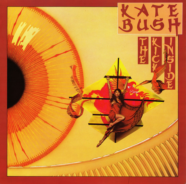 vinyl LP KATE BUSH The Kick Inside
