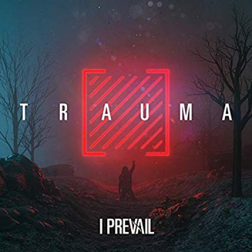 vinyl LP I PREVAIL Trauma (neon magenta splatter vinyl)