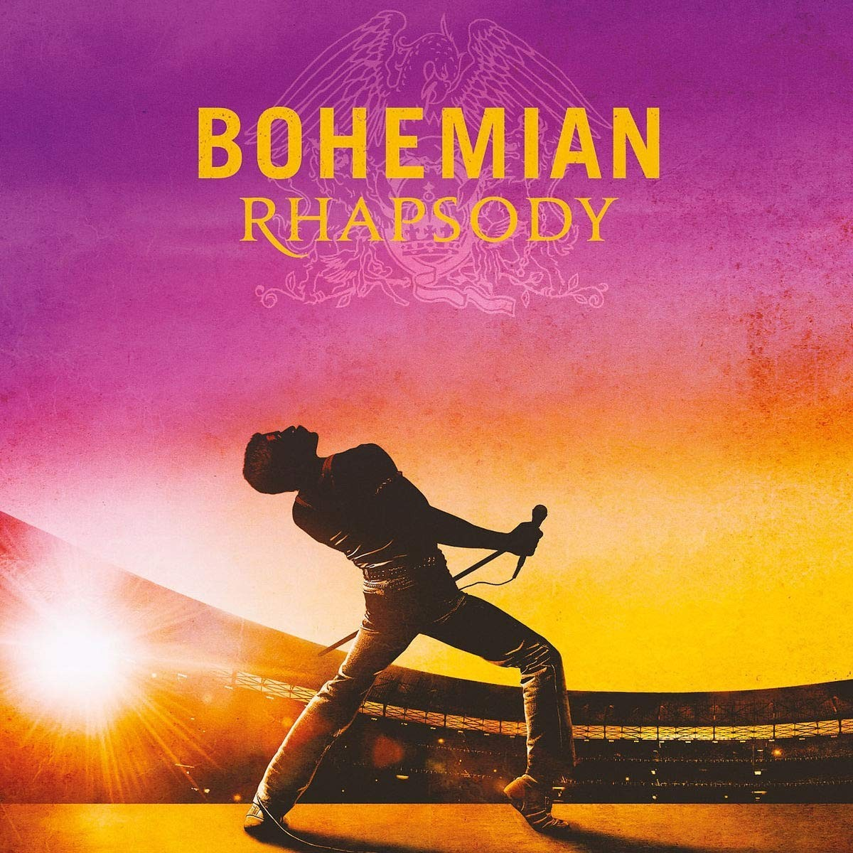 CD Bohemian Rhapsody soundtrack