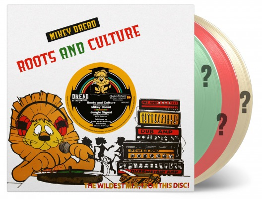 "vinyl 10"" SP MIKEY DREAD Roots And Culture (RSD 2019)"