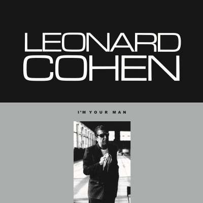 vinyl LP LEONARD COHEN I´m Your Man