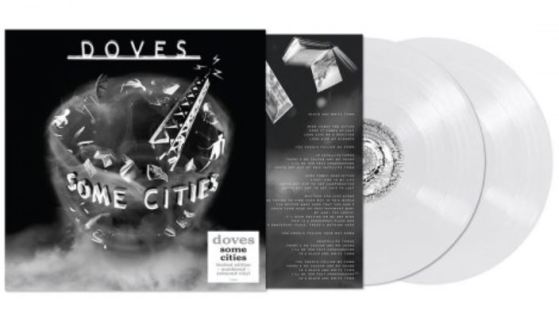 vinyl 2LP DOVES LOST SOME CITIES
