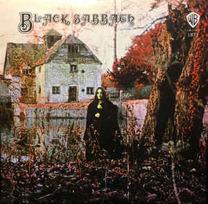 vinyl 2LP BLACK SABBATH Black Sabbath