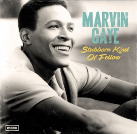 vinyl LP MARVIN GAYE Stubborn Kind Of Fellow (The Legend Begins)