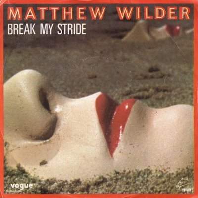 vinyl LP MATTHEW WILDER  I Don't Speak The Language