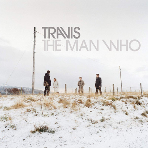 vinyl LP TRAVIS The Man Who
