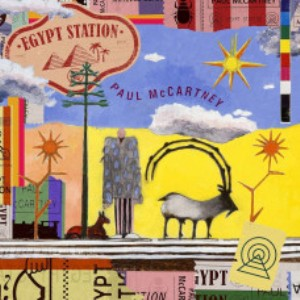 vinyl 3LP PAUL MCCARTNEY EGYPT STATION Explorer's Edition