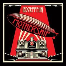 vinyl 4LP LED ZEPPELIN Mother Ship