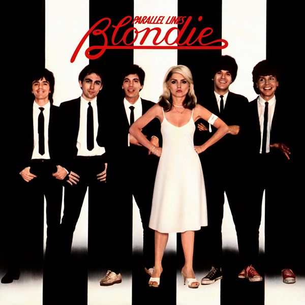 vinyl LP BLONDIE Parallel Lines