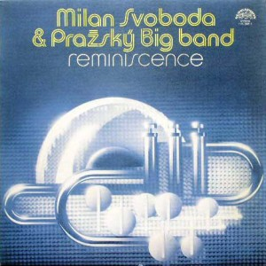 vinyl LP MILAN SVOBODA & Pražský Big Band Reminiscence