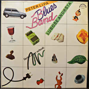 vinyl LP PETER LIPA, Blues Band Luboše Andršta Škrtni, Co Se Nehodí