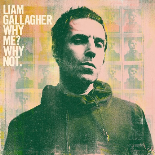 vinyl LP LIAM GALLAGHER Why Me? Why Not.