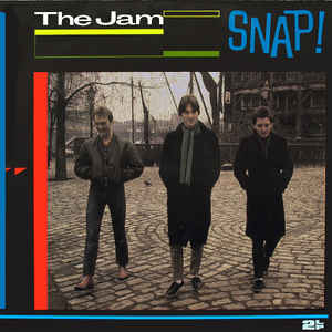 vinyl 2LP THE JAM Snap!