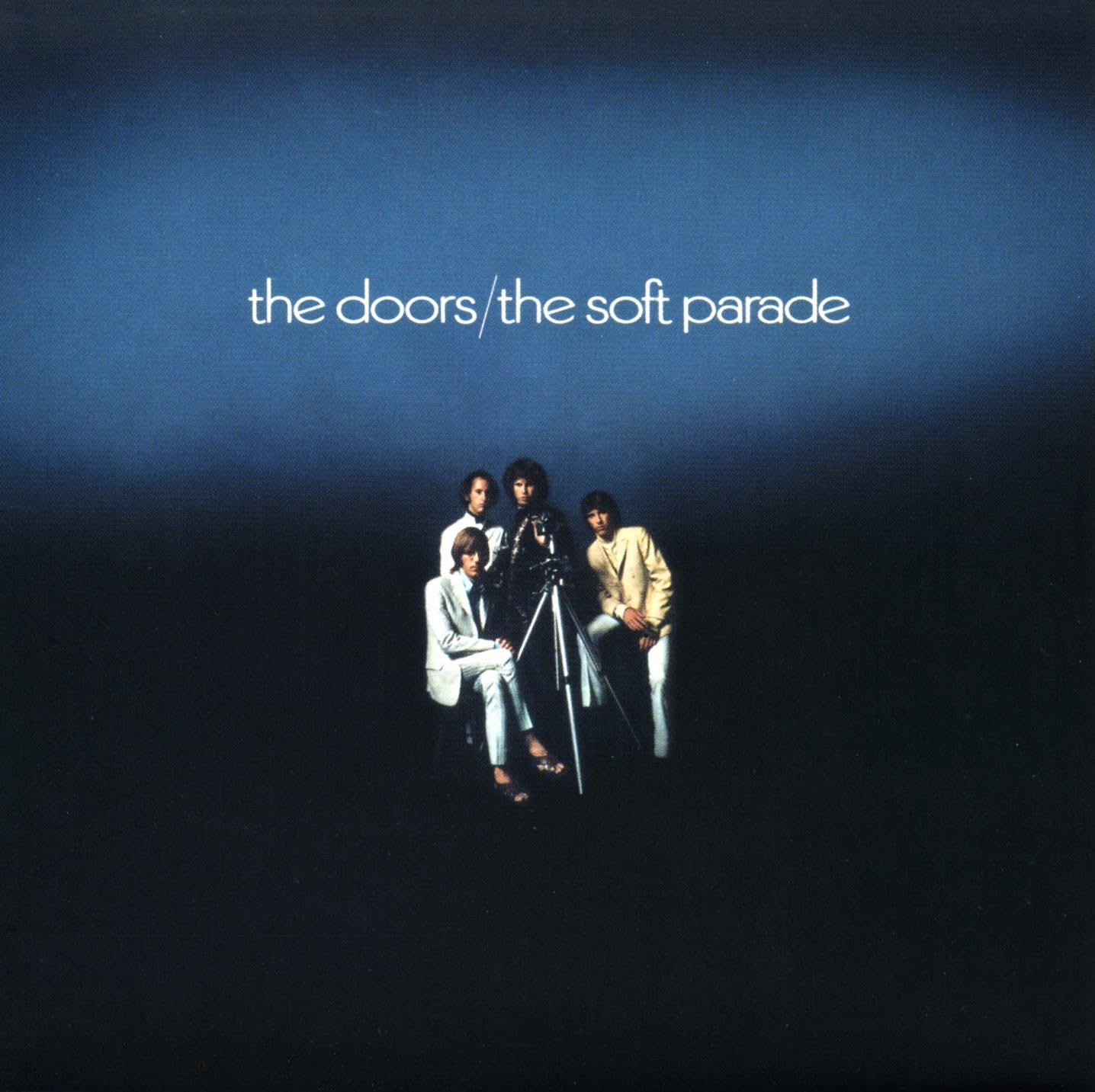 vinyl LP THE DOORS The Soft Parade