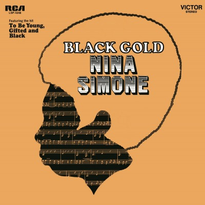 vinyl LP NINA SIMONE Black Gold (50th Anniversary limited edition )
