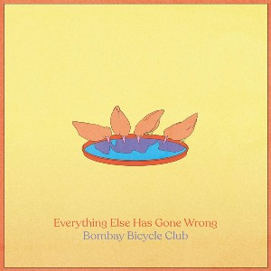 vinyl LP BOMBAY BICYCLE CLUB Everything Else Has Gone ... (standart edition )
